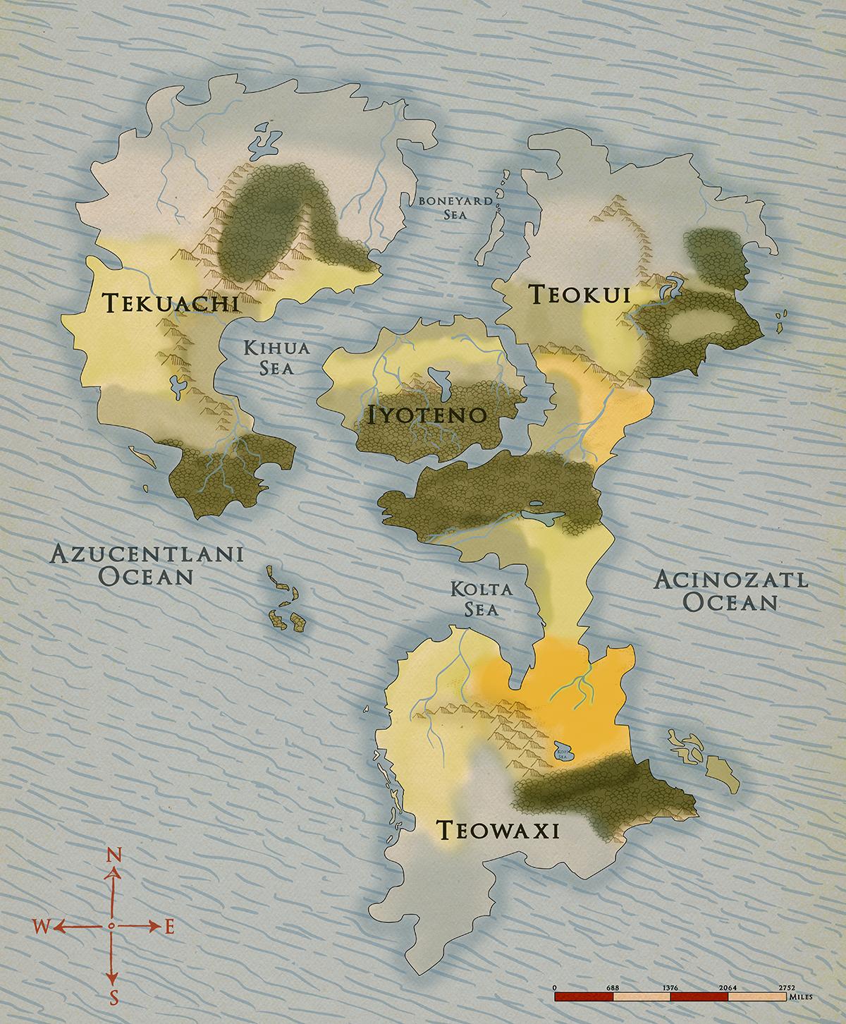 map-general